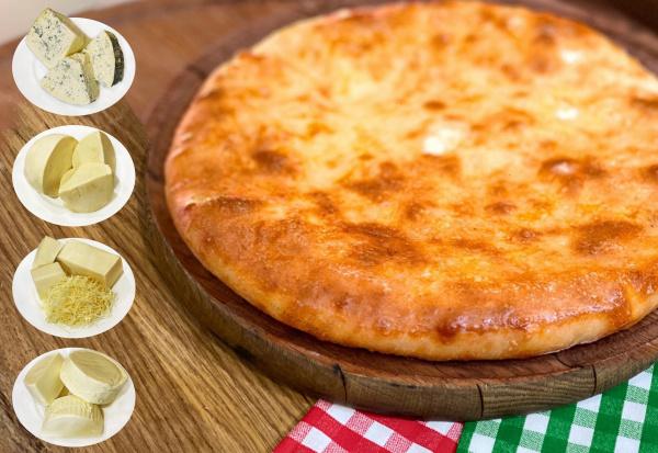 Пирог Осетинский 4 Сыра