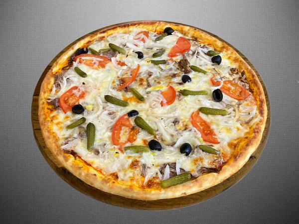Пицца «Ковбойская»